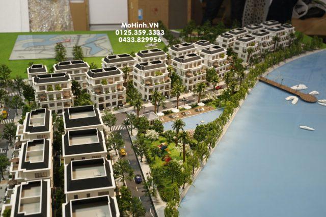 mo-hinh-kien-truc-du-an_ Pearl Villas – Tập đoàn BIM Group_lam-mo-hinh-lam-sa-ban-kien-truc_ Architectural-Scale-Model-Maker_scale-model_diorama_mohinhvn (2)