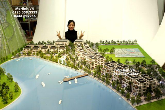 mo-hinh-kien-truc-du-an_ Pearl Villas – Tập đoàn BIM Group_lam-mo-hinh-lam-sa-ban-kien-truc_ Architectural-Scale-Model-Maker_scale-model_diorama_mohinhvn (3)