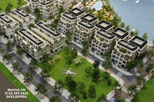 mo-hinh-kien-truc-du-an_ Pearl Villas – Tập đoàn BIM Group_lam-mo-hinh-lam-sa-ban-kien-truc_ Architectural-Scale-Model-Maker_scale-model_diorama_mohinhvn (4)